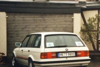 PKW 9/89-01 BMW 325i