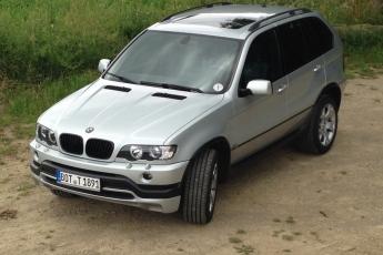 NEF ZBV 1/89-01 BMW X5 4,8is
