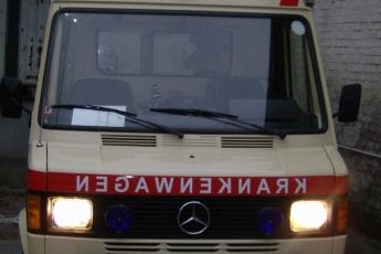 KTW 9/85-01 Mercedes Benz 207D