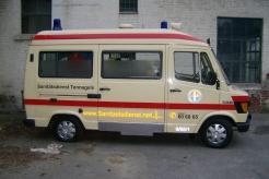 Sanitätsdienst-Tennagels-MB207-9_85-01-Seitenasnicht2-ex.-KTW1-F823