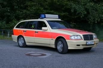 NEF 9/82-01 Mercedes Benz C220D