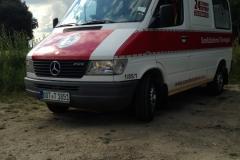 Sanitätsdienst-Tennagels-Sprinter-212-1_85-01-Front-ex.-KTW1-E8C7