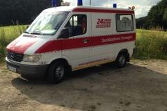 Sanitätsdienst-Tennagels-Sprinter-212-1_85-01-Seitenansicht-ex.-KTW1-F563